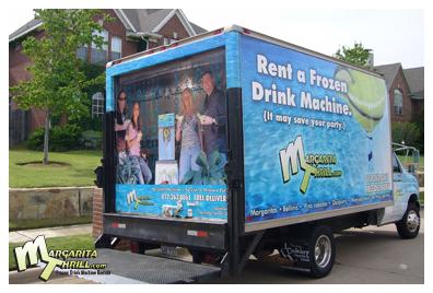frozen drink machine rentals fort worth